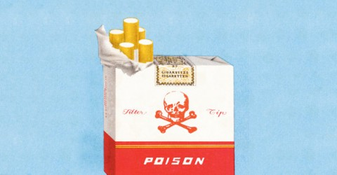 A Disastrous Marriage: Tobacco and Poor Diet
