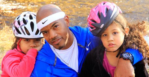 From College Football Player to Inactive Life, Now a Fit Father