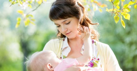 Lactancia materna, ¿qué debe hacer una mamá?