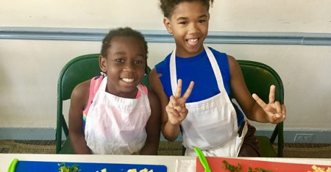 Baltimore Public School Implements Food Literacy For All Students