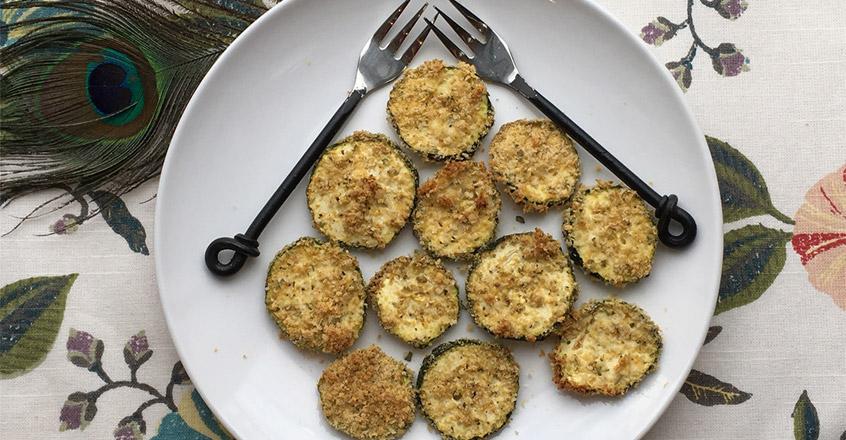 Zucchini Chips Recipe