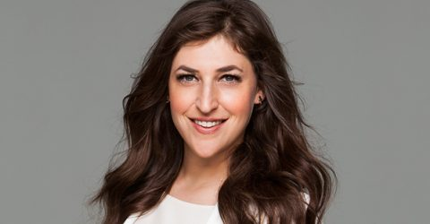 Big Bang Theory's Mayim Bialik Encourages Busy Families to Thrive, Plant-Based