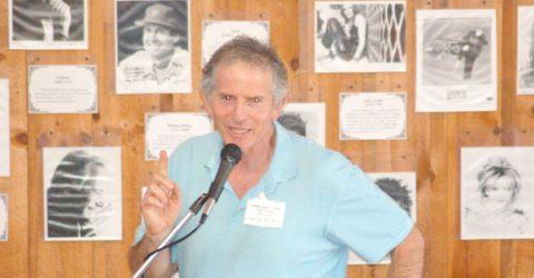 Recordando a George Eisman, educador vegetariano pionero