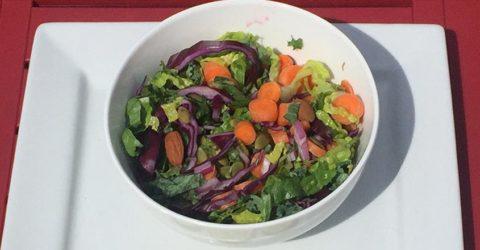 Daily Green Salad