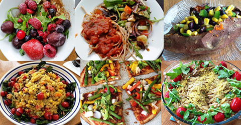 Easy Plant-Based Meal Prep for Breakfast, Lunch, and Dinner