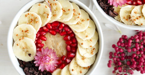 Almond Coconut Porridge