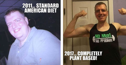 Why Did I Switch to a Plant-Based Diet After Losing 150 Pounds?