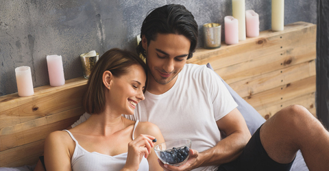 6 Plant-Based Foods to Supercharge Your Sex Life