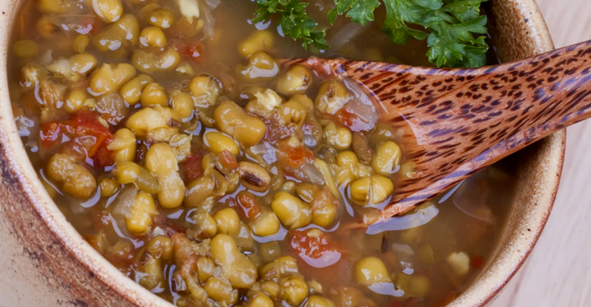 Cleansing Mung Bean Soup