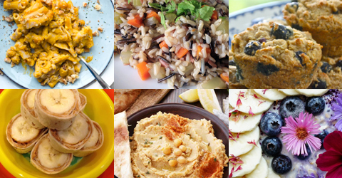 Back to School - Healthy Tips & Recipes