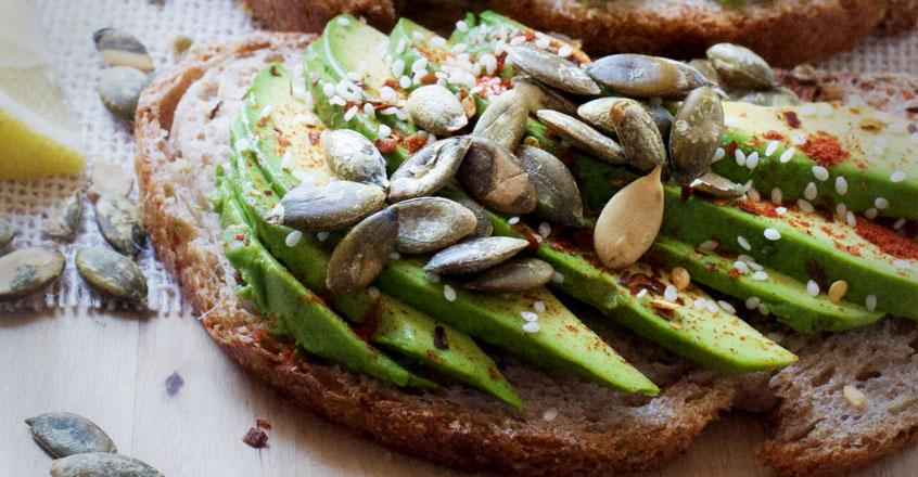 Jazzy Avocado Toast