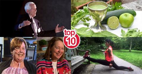 Las 10 principales noticias y artículos basados en plantas de 2018
