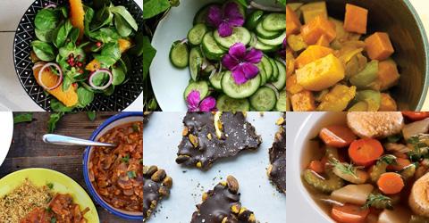 14 ideas de menú de Pascua judía basados en plantas