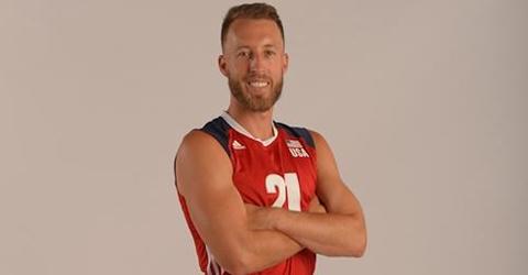 Cuatro preguntas al campeón mundial de voleibol vegano, Dustin Watten