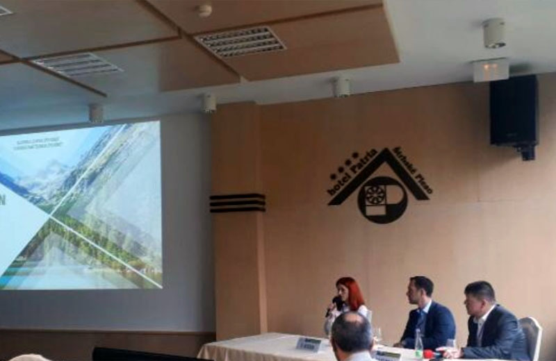 Dr. Janka Lejavova spoke at the National Congress for diabetes this year.