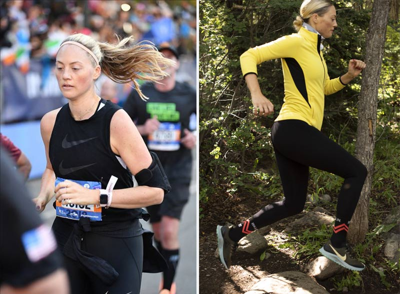 Carrera basada en plantas: cómo entreno para la maratón de Nueva York