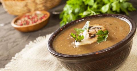Easy Portobello Mushroom Gravy