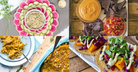 Game Day Party Foods: 7 Plant-Based Party Ideas for Feeding a Crowd
