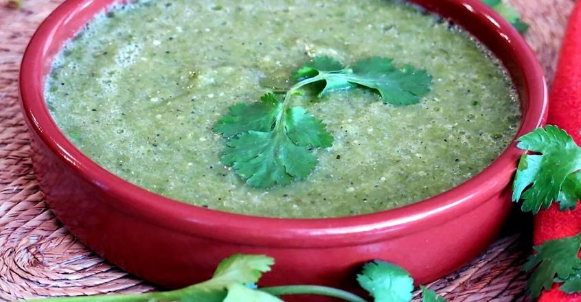 Authentic Mexican Salsa Verde
