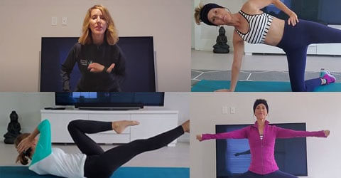 At-Home Exercise Videos and Tips
