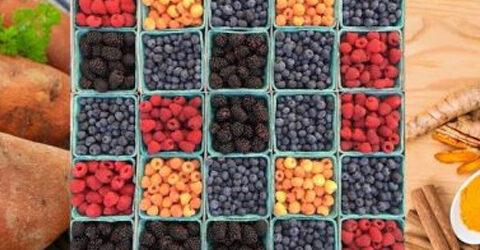 6 Inflammation-Fighting Foods Plus Recipe Ideas