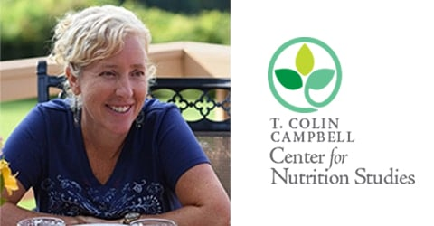 The T. Colin Campbell Center for Nutrition Studies Appoints LeAnne Campbell, PhD as President