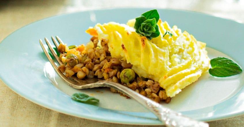 Curried Shepherd's Pie