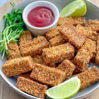 Crispy Tofu Nuggets-1