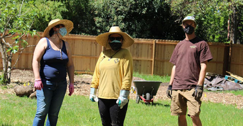 Vecino Victory Garden Feeds Those Facing Food Insecurity in California