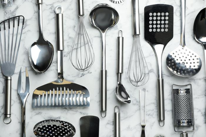 Chef Del's Essential Kitchen Equipment